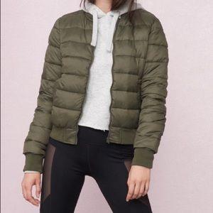 Packable Puffer Jacket